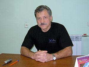 Владимир Золотарев рассказал о том, как Виталий Кличко побывал в нокауте и о бое Виталия с Маскаевым