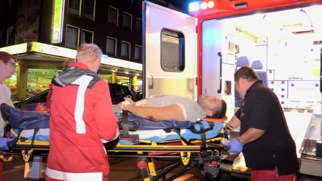Последний конкурент  Кличко получил огнестрельное ранение