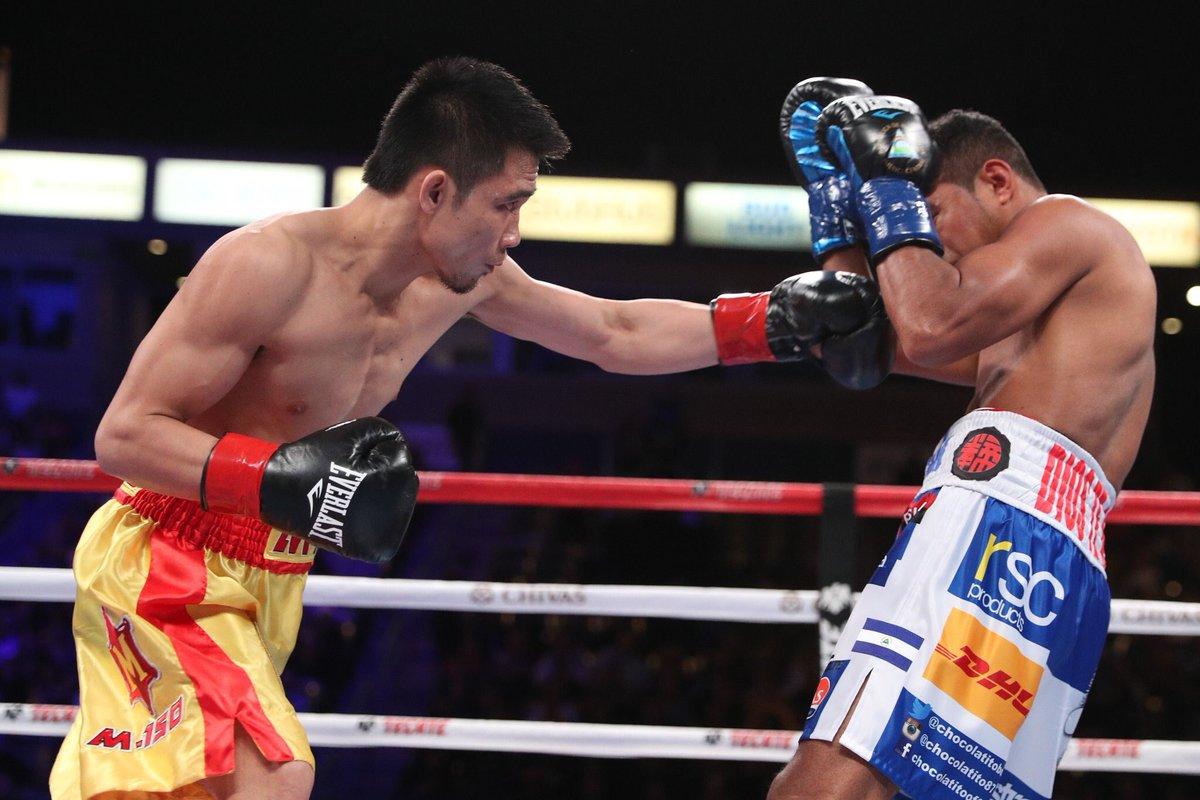 Роман Гонсалес — чемпион мира в четырёх категориях